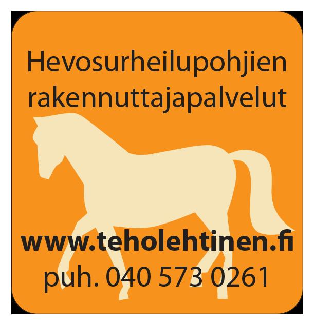 hevosurheilupohjat